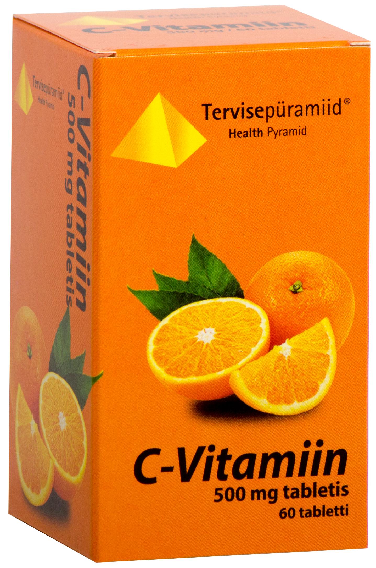 c vitamin tablets